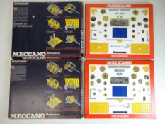 VINTAGE TOYS: MECCANO - A pair of Mechanisms acces