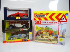 GENERAL DIECAST: A mixed group of diecast vehicles
