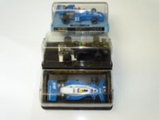 VINTAGE TOYS: A group of boxed SCALEXTRIC Formula