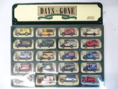 GENERAL DIECAST: A LLEDO DAYS GONE wall mount disp