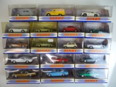 GENERAL DIECAST: A large quantity of DINKY cars (l