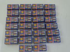 MATCHBOX: A large quantity of Superfast Souvenir J