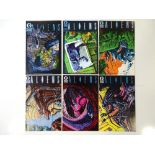 ALIENS #1, 2, 3, 4, 5, 6 - (6 in Lot) - (1988/89 - DARK HORSE) - Complete 6 issue limited series run