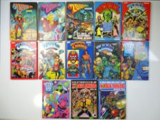 2000 AD / JUDGE DREDD LOT - (13 in Lot) - To include 11 x 2000 ANNUALS from 1978, '79, '80, '81, '
