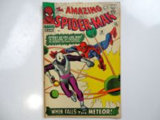 AMAZING SPIDER-MAN #36 - (1966 - MARVEL - UK Price Variant) - Origin and First appearance of the