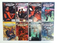 AMAZING SPIDER-MAN #37, 38, 39, 40, 41, 42, 43, 44 (8 in Lot) - (2002 - MARVEL) - Volume 2 /