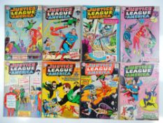JUSTICE LEAGUE OF AMERICA #24, 25, 26, 27, 28, 30, 31, 32 - (8 in Lot) - (1963/64 - DC - UK Cover
