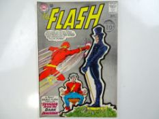 FLASH #151 - (1965 - DC - UK Cover Price) - Golden Age Flash appearance + Barry Allen and Iris