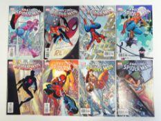 AMAZING SPIDER-MAN #45, 46, 47, 48, 49, 50, 51, 52 (8 in Lot) - (2002/03 - MARVEL) - Volume 2 /