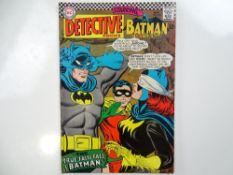 DETECTIVE COMICS: BATMAN #363 - (1967 - DC - UK Cover Price) - Second appearance of Batgirl -