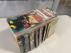 EXCALIBUR LUCKY DIP COMIC BOX - 170+ Comics from 1980's to 2,000'2 - MARVEL + DC + DYNAMITE +