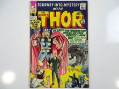 JOURNEY INTO MYSTERY: THOR #113 - (1965 - MARVEL - UK Cover Price) - Classic Cover - Thor reveals