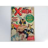 UNCANNY X-MEN #3 - (1964 - MARVEL - UK Price Variant) - First appearance of the Blob - Cover and