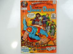 JIMMY OLSEN #133 - (1970 - DC - UK Cover Price) - First appearance of Morgan Edge + Re-