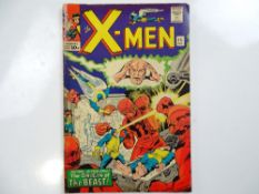 UNCANNY X-MEN #15 - (1965 - MARVEL - UK Price Variant) - First appearance of Master Mold + Second