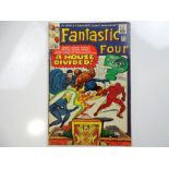 FANTASTIC FOUR #34 - (1964 - MARVEL - UK Cover Price) - First appearance of Gregory Gideon +