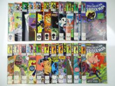 SPECTACULAR SPIDER-MAN - (22 in Lot) - (1987/90 - MARVEL) - Includes #126, 127, 128, 129, 130,