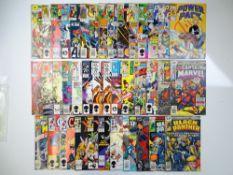 MARVEL COMIC LOT - (40 in Lot) - (MARVEL) - Includes BLACK PANTHER (1978) #9, 12 + SPIDER-MAN (