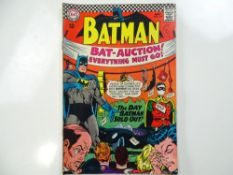 BATMAN #191 - (1967 - DC - UK Cover Price) - Joker and Penguin appearances in this BAT-AUCTION issue