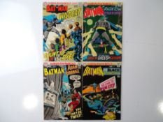 BRAVE AND BOLD #88, 89, 90, 91 - (4 in Lot) - (1970 - DC - UK Cover Price) - Batman, Wildcat,