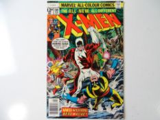 UNCANNY X-MEN #109 - (1978 - MARVEL - UK Price Variant) - First appearance of Vindicator (aka