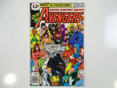 AVENGERS #181 - (1979 - MARVEL - UK Price Variant) - First appearance of Scott Lang (Ant-Man in