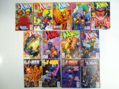 X-MEN #95, 96, 97, 98, 99, 100, 101, 102, 103, 104, 105, 106, 107 (13 in Lot) - (1999/2000 - MARVEL)