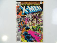 UNCANNY X-MEN #110 - (1978 - MARVEL - UK Price Variant) - Phoenix joins the X-Men + Warhawk