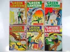 GREEN LANTERN #27, 28,29, 30, 31, 32 - (6 in Lot) - (1964 - DC - UK Cover Price) - Flat/Unfolded - a