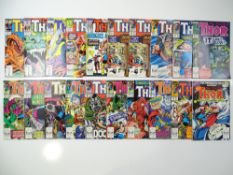 THOR - (20 in Lot) - (1987/90 - MARVEL) - Includes #379, 380, 381, 389, 390, 393 (x 2), 394, 403,