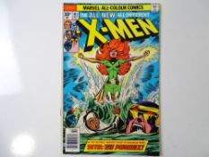 UNCANNY X-MEN #101 - (1976 - MARVEL - UK Price Variant) - The origin and first appearance of Phoenix
