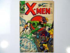 UNCANNY X-MEN #21 - (1966 - MARVEL - UK Price Variant) - X-Men battle Lucifer - Werner Roth cover