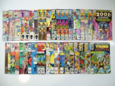 MARVEL COMIC LOT - (40 in Lot) - (MARVEL) - Includes 2001 (1977) #5, 8, 9, 10 + MARVEL TWO IN ONE (