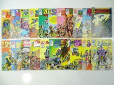 QUALITY COMICS (2000 AD) LOT - (22 in Lot) - (Quality) - Includes JUDGE DREDD #10, 11, 33 + 2000
