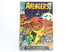 AVENGERS #23 - (1965 - MARVEL - UK Price Variant) - Kang the Conqueror appearance HOT, with Kang