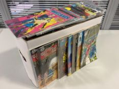 EXCALIBUR LUCKY DIP COMIC BOX - 170+ Comics from 1990's to 2,000's - MARVEL + DC + DYNAMITE + DARK