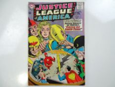 "JUSTICE LEAGUE OF AMERICA #29 - (1964 - DC - UK Cover Price) - ""Crisis on Earth-Three"" story - First"