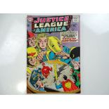 """JUSTICE LEAGUE OF AMERICA #29 - (1964 - DC - UK Cover Price) - """"Crisis on Earth-Three"""" story - First"""