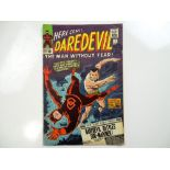 DAREDEVIL #7 - (1965 - MARVEL - UK Cover Price) - First appearance of Daredevil's signature red