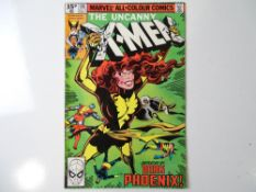 UNCANNY X-MEN #135 - (1980 - MARVEL - UK Price Variant) - Second appearance Dark Phoenix + First