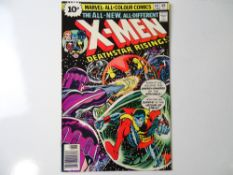 UNCANNY X-MEN #99 - (1976 - MARVEL - UK Price Variant) - First appearance Black Tom Cassidy -