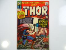 JOURNEY INTO MYSTERY: THOR #114 - (1965 - MARVEL - UK Cover Price) - Origin and First appearance