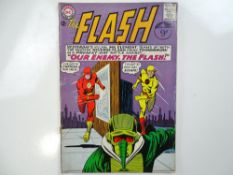 FLASH #147 - (1964 - DC - UK Cover Price) - Second appearance of the Reverse-Flash (Professor
