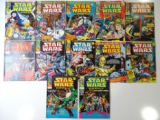 STAR WARS WEEKLY #4, 6, 7, 8, 9, 10, 11, 12, 13, 14, 15, 16 - (12 in Lot) - (MARVEL UK - 1978) -