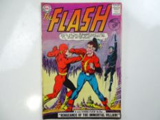 FLASH #137 - (1963 - DC - UK Cover Price) - Golden Age Flash appearance + First full Silver Age