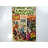 JOURNEY INTO MYSTERY #99 - (1963 - MARVEL - UK Price Variant) - Origin and First appearances of
