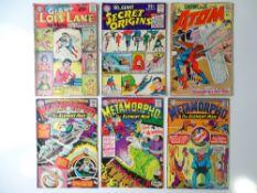 SHOWCASE, SECRET ORIGINS, LOIS LANE, METAMORPHO LOT (6 in Lot) - (DC - UK Cover Price) - Titles