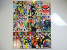 WEB OF SPIDER-MAN - (24 in Lot) - (1986/88 - MARVEL) - Includes #13, 14, 15, 16, 17, 18, 19, 20, 21,