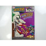 DETECTIVE COMICS: BATMAN #365 - (1967 - DC - UK Cover Price) - Joker appearance + Elongated Man back