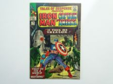 TALES OF SUSPENSE # 70 (1965 - MARVEL - Pence Copy) - Titanium Man appearance - Jack Kirby cover and